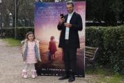 Foto/IPP/Gioia Botteghi Roma30/01/2019 Presentazione del film Copperman, nella foto: Luca Argentero e Angelica Bellucci Italy Photo Press - World Copyright