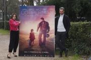 Foto/IPP/Gioia Botteghi Roma30/01/2019 Presentazione del film Copperman, nella foto: Luca Argentero Con Antonia Truppo  Italy Photo Press - World Copyright
