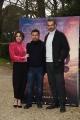 Foto/IPP/Gioia Botteghi Roma30/01/2019 Presentazione del film Copperman, nella foto: il regista Eros Puglielli e Luca Argentero e Antonia Truppo Italy Photo Press - World Copyright