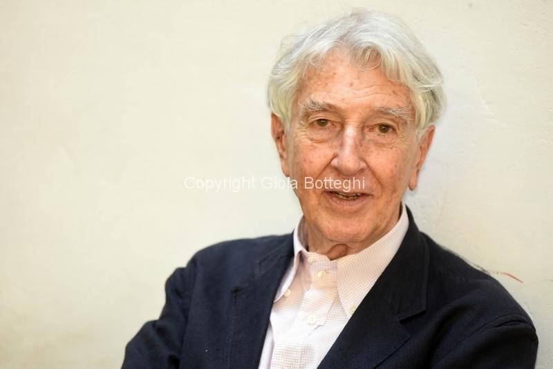 Foto/IPP/Gioia Botteghi 20/06/2018 Roma, Festival delle letterature 2018, nella foto: Corrado Augias  Italy Photo Press - World Copyright