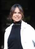 11/12/2014 Roma presentazione del programma rai COSI LONTANI COSI VICINI, nella foto Paola Perego