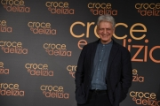 Foto/IPP/Gioia Botteghi Roma22/02/2019 Presentazione del film Croce e delizia,  nella foto con   FABRIZIO BENTIVOGLIO Italy Photo Press - World Copyright
