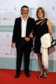 10/06/2014 Roma premio David di Donatello Enrico Loverso con signora
