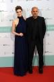 10/06/2014 Roma premio David di Donatello Paola Cortellesi con marito