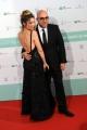 10/06/2014 Roma premio David di Donatello Paolo Virzì e moglie
