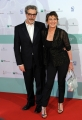 10/06/2014 Roma premio David di Donatello Serena Dandini e Lele Marchitelli