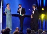 10/06/2014 Roma premio David di Donatello Fabrizio Gifuni