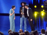 10/06/2014 Roma premio David di Donatello Caparezza