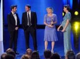 10/06/2014 Roma premio David di Donatello Valeria Bruni Tedeschi