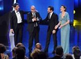 10/06/2014 Roma premio David di Donatello Paolo Virzì