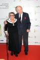 Roma14/06/2013 serata Premio David di Donatello, nella foto: Giuliano Montaldo con la moglie