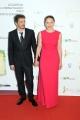 Roma14/06/2013 serata Premio David di Donatello, nella foto: Fabrizia Sacchi con marito