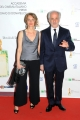 Roma14/06/2013 serata Premio David di Donatello, nella foto: Tony Servillo e moglie