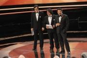 Roma14/06/2013 serata Premio David di Donatello, nella foto: Lillo e Greg Brignano