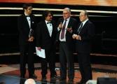Roma14/06/2013 serata Premio David di Donatello, nella foto: Fratelli Verdone