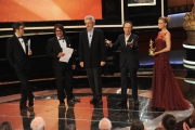 Roma14/06/2013 serata Premio David di Donatello, nella foto: Lillo e Greg Piovani Benigni Silvestrin