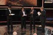 Roma14/06/2013 serata Premio David di Donatello, nella foto: Lillo e Greg Tornatore Abete
