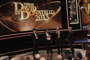 Roma14/06/2013 serata Premio David di Donatello, nella foto: Lillo e Greg Tornatore Giannini