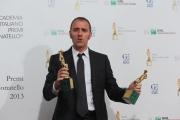 Roma14/06/2013 serata Premio David di Donatello, nella foto: Valerio Mastandrea
