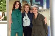 Foto/IPP/Gioia Botteghi 15/06/2018 Roma, Presentazione del film DEI, nella foto: distributrice Viola Prestieri, e Lucy De Crescenzo con Valeria Golino  Italy Photo Press - World Copyright
