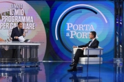 Foto/IPP/Gioia Botteghi 09/01/2018 Roma Di Maio a porta a porta Italy Photo Press - World Copyright