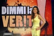 5/05/08 spot per la trasmissione di raiuno _dimmi la verità_ nella foto: Caterina Balivo,