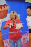 08/09/2014 Roma Prima puntata del nuovo programma di Antonella Clerici DOLCI DOPO IL TG