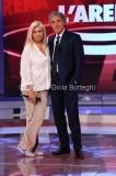29/09/2013 Roma L' Arena , Massimo Giletti e Mara Venier