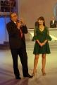 05/10/08 prima puntata di domenica in nella foto Pippo Baudo e Lorena Bianchetti