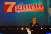 05/10/08 prima puntata di domenica in nella foto Pippo Baudo