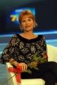 05/10/08 prima puntata di domenica in nella foto Lilli Gruber