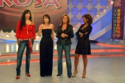 7/10/07 Prima puntata di DOMENICA IN, nelle foto: , Luisa Corna, Lorena Bianchetti, Rosanna Lambertucci, Monica setta,