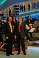7/10/07 Prima puntata di DOMENICA IN, nelle foto: Baudo con il maestro Pippo Caruso