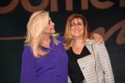Foto/IPP/Gioia Botteghi Roma 13/09/2019 Presentazione della nuova edizione di Domenica in  con Mara Venier con la direttrice di rai uno Teresa De Santis Italy Photo Press - World Copyright