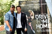 Foto/IPP/Gioia Botteghi Roma 17/09/2019 Photocall del film Drive me home, nella foto Vinicio Marchioni e Marco D'Amore Italy Photo Press - World Copyright