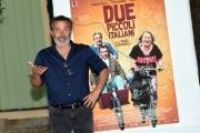 Foto/IPP/Gioia Botteghi 12/06/2018 Roma,Presentazione del film, due piccoli italiani, nella foro : Paolo Sassanelli   Italy Photo Press - World Copyright