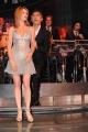 Roma 16/09/2009 trasmissione E HO DETTO TUTTO, nella foto Vincenzo Salemme, Anna Falchi,