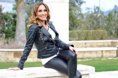 03/03/2016 Viterbo conduttrici di Easy Driver, Veronica Gatto rai uno