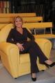 Roma 12/12/09 Prima puntata della trasmissione Elisir, nella foto la nuova dottoressa Daniela Livadiotti