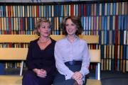 Roma 12/12/09 Prima puntata della trasmissione Elisir, nella foto la dottoressa Patrizia Schisa, la nuova dottoressa Daniela Livadiotti