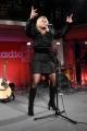 Foto/IPP/Gioia Botteghi 09/03/2018 Roma, Emma Marrone il concerto a Radio 2 Live  Italy Photo Press - World Copyright