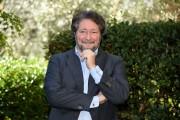 Foto/IPP/Gioia Botteghi Roma 07/11/2019 Presentazione della fiction di rai 1 Enrico Piaggio, nella foto il regista Umberto Marino Italy Photo Press - World Copyright