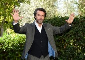 Foto/IPP/Gioia Botteghi Roma 07/11/2019 Presentazione della fiction di rai 1 Enrico Piaggio, nella foto Alessio Boni Italy Photo Press - World Copyright