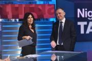 02/03/2017 Roma Enrico Rossi ospite della trasmissione Tabloid raidue con Annalisa Bruchi