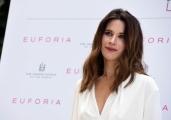 Foto/IPP/Gioia Botteghi 16/10/2018 Roma, presentazione del film Euforia, nella foto: Valentina Cervi  Italy Photo Press - World Copyright