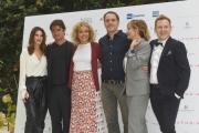Foto/IPP/Gioia Botteghi 16/10/2018 Roma, presentazione del film Euforia, nella foto: cast  Italy Photo Press - World Copyright