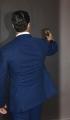 Foto/IPP/Gioia Botteghi 17/06/2018 Roma, Fabrizio Corona ospite della trasmissione di Giletti Non è l'arena de La7 selfie con i fotografi  Italy Photo Press - World Copyright