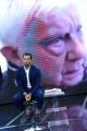 Foto/IPP/Gioia Botteghi 17/06/2018 Roma, Fabrizio Corona ospite della trasmissione di Giletti Non è l'arena de La7 con l'intervista di Don Mazzi alle spalle  Italy Photo Press - World Copyright