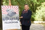 Foto/IPP/Gioia Botteghi Roma 24/05/2021 Photocall del film Fellinopolis, nella foto: la regista Silvia Giulietti Italy Photo Press - World Copyright