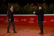Foto/IPP/Gioia BotteghiRoma 18/10/2020 Festa del cinema di Roma Red Carpet  Director della Berlinale Carlo Chatrian e Antonio MondaItaly Photo Press - World Copyright